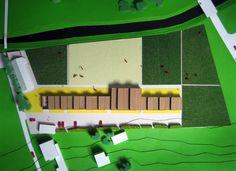 Jojko + Nawrocki architekci - Pensjonat dla koni w Rybniku