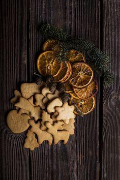 Swedish Christmas gingerbread