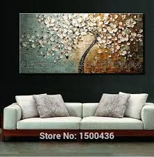 Online-Shop Handpainted Knife Palette Oil Paintings Flower Canvas Art Abstract Tree Picture Modern Wall Decoration For Home Abstract Tree Painting, Oil Painting Flowers, Rustic Wall Art, Modern Wall Decor, Art Mural Rustique, Flower Canvas Art, Palette, Big Wall Art, Fine Art Drawing