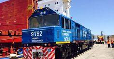 ferrocarriles del sud: CON MÁS INFRAESTRUCTURA SE REACTIVA EL BELGRANO CA...