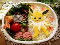307 Best Character And Video Game Bento Images On Pinterest