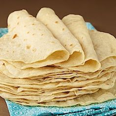 These really are the best ever homemade flour tortillas, no one can believe how easy and delicious they are! -- Seriously best.
