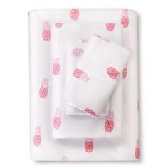 Pineapple Sheet Set (