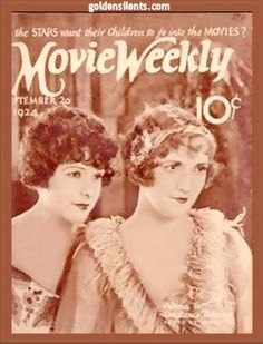 the talmadge sisters | Norma Talmadge - Silent Movie Star - goldensilents.com