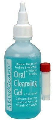 MAXIGUARD Oral Cleansing Gel 4oz -- To view further for this item, visit the image link.(This is an Amazon affiliate link)