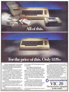 vintage computer ads | 55 Vintage Computer Ads Which Will Make You Compare Today and Past ...