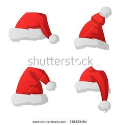 Image result for christmas hat vector stock photo