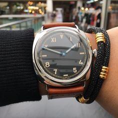 """1,520 tykkäystä, 1 kommenttia - @9naliga Instagramissa: """"#นาฬิกามือสองหายาก #นาฬิกามือสองน่าสะสม  Pam 249: Panerai Radiomir California Limited Edition 1,000…"""""""
