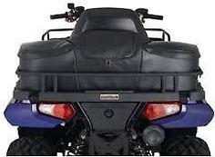 Polaris ATV Semi-Rigid Rear Cargo Rack Bag Sportsman Touring 500 570 800 Polaris Atv, Cargo Rack, Trail Riding, Touring, Outdoor Power Equipment, Bags, Handbags, Luggage Rack, Dime Bags