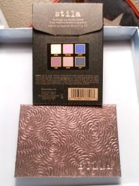 Stila Back Stage Eye Shadow Palette  (FREE SHIPPING!!) $18.00  Wonderful deal!