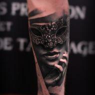 Nicolas tattoooo
