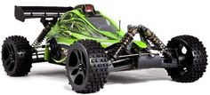 Top-End Gas Powered RC Cars – We Pick 5 of the Best!