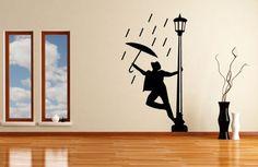 Vinilo Cantando bajo la lluvia http://www.vinilosdecorativos.org/vinilo-cantando-bajo-la-lluvia/