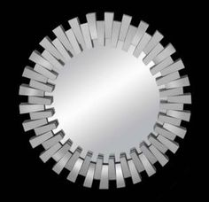 All Mirror Mirrors: Round Dial Mirror 915mm dia