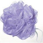 Mesh Sponge Bath Pouf - Lavender 150 Pack (96589 X 150)