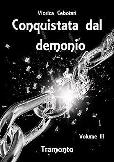 Atelier di una Lettrice Compulsiva: Recensione Conquistata dal Demonio Tramonto di Vio...