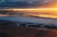 Jeffreys Bay #JBay in the 4th Wonder of our World. Home to the world's best right hand #surf break.