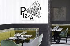 ik1033 Wall Decal Sticker pizza Pizzeria Italian Restaurant Pizzeria Italy StickersForLife http://www.amazon.com/dp/B00V9Z6Z8Q/ref=cm_sw_r_pi_dp_jhtfvb0JFT8B2