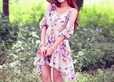 seoulkisses:  Cute Dresses
