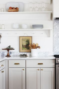 Vintage Feel to Kitchen -- hardware sources that are affordable -- the Grit and Polish