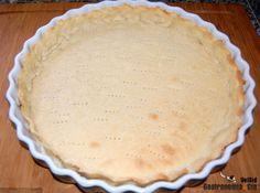 Pasta brisa o Pâte brisée Quiches, Empanadas, Sin Gluten, Deserts, Dessert Recipes, Pasta Brisa, Pie, Cooking Recipes, Yummy Food