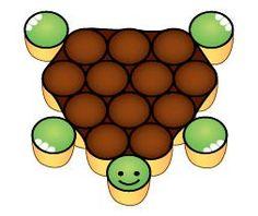 Turtle Cupcake Designs | Birthday Cupcake Ideas | Cupcake Recipes at Birthday in a Box