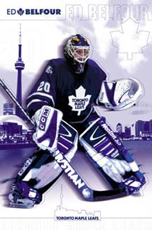 Ed Belfour Toronto Maple Leafs Wallpaper, Eddie The Eagle, Maple Leafs Hockey, National Hockey League, Nhl, Old School, Hockey Stuff, Marvel, Sports