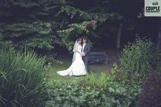 The bride & groom. Weddings at Druids Glen Resort, Photographed by Couple Photography.