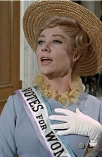 Image result for glynis johns mary poppins