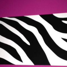 Great and removable zebra lining on my walls doesnt even leave a mark!!! Need some of this stuff!!