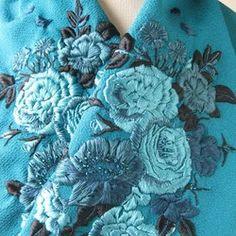 ペタコの販売中作品一覧   ハンドメイド通販・販売のCreema Floral Embroidery, Diy And Crafts, Creema, China, Japan, Pattern, Embroidery, Flower Embroidery, Patterns