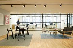 McCann Worldgroup Offices - Düsseldorf - Office Snapshots