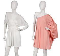 Halston Heritage: Carrie Bradshaw's Favorite Dress Brand