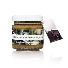 Pasta de Azeitona Verde Cordovil TAPADA DA TOJEIRA (Organic Green Olive Paste)