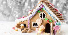 Gigantisch! So ein Lebkuchenhaus haben Sie noch nie gesehen #News #Wohnen