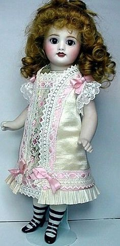 US $69.00 New in Dolls & Bears, Dolls, Antique (Pre-1930); not the doll - just the dress