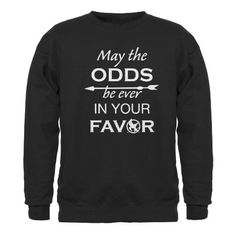 The Hunger Games Sweatshirt (dark)