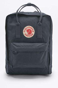 Fjallraven Kanken Classic Navy Backpack
