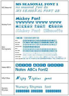 Cricut design studio on pinterest cricut expression 2 for Cricut craft room fonts