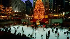 Day fly in, explore the city. Best things to do in winter in New York City - travel tips and articles - Lonely Planet New York Noel, New York Weihnachten, New York Christmas, Christmas Time, Xmas, Magical Christmas, White Christmas, A New York Minute, New York Winter