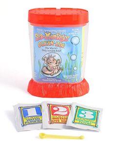 Sea Monkeys Ocean Zoo For $9.25 Shipped - SheSaved®