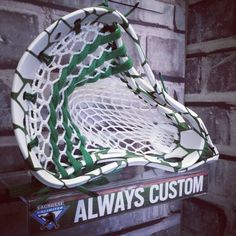 #LacrosseUnlimited Turtle Shell Dye, Fresh As Always