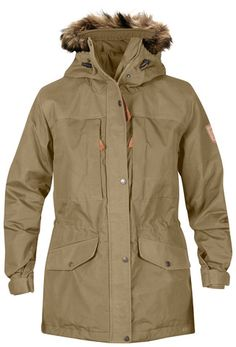 Sarek Winter Jacket W | Fjällräven
