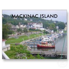 Mackinac Island Michigan
