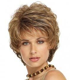 Lots of celebrities these days sport short curly hair styles, but some of them really stand out. When we think of curly short hair, the image of AnnaLynne Short Wavy Hairstyles For Women, Haircuts For Curly Hair, Short Curly Hair, Short Haircuts, Short Pixie, Wavy Bangs, Fine Hairstyles, Short Hair Cuts For Women Medium, Curly Bob
