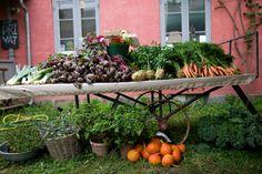 Høstmarked 2014 på Fuglebjerggaard