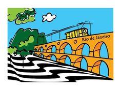 Resultado de imagem para decoração de festa tema rio de janeiro