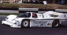 RSC Photo Gallery - Brands Hatch 1000 Kilometres 1984 - Porsche 956 no.9 - Racing Sports Cars