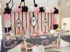 Barbie Party Arrangment