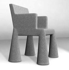 Vip Chair by Marcel Wanders